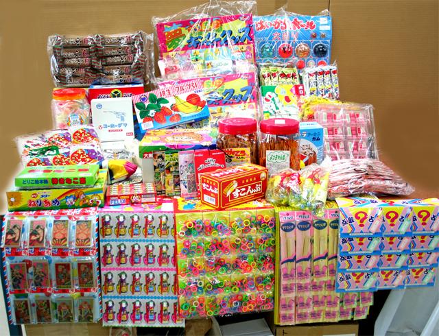 bs,049 駄菓子屋さんセットC